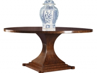 thumbs mesa moderna de pedestal Focal Point Tables